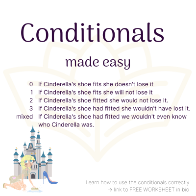 Conditionals made easy